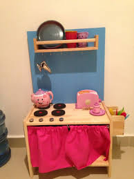 my ikea hack kitchen so far rast bedside cabinet homemade play