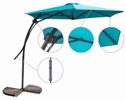 Patio Umbrellas Offset Top 10 Best Offset Patio Umbrellas In 2018 Toptenreviewpro