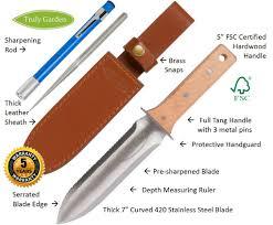 hori hori garden knife u2013 truly garden