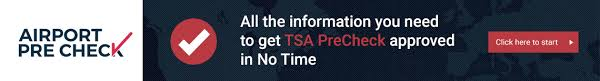 apply for tsa precheck membership travel advisory org