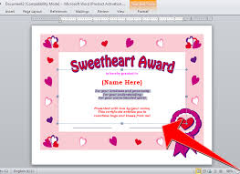 printable gift certificates free template sample rate card sample