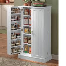 large white kitchen storage cabinet door pantry