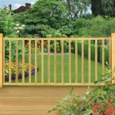 Decking Kits With Handrails Garden Decking Kits Free Delivery Buy Fencing Direct