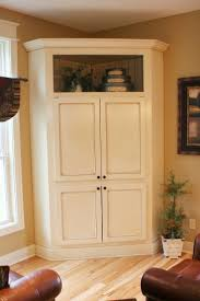 Computer Armoire With Pocket Doors by Tv Stands Corner Tv Armoire With Pocket Doors Doorsc2a0 And