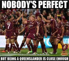 Queensland Memes - do m swagrz do nrl state of origin