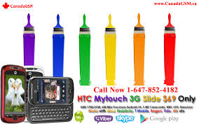 thanksgiving day sale offer htc mytouch 3g slide 3 vibrant color