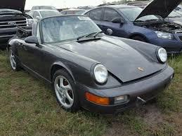 salvage porsche 911 for sale 1993 porsche 911 for sale tx houston salvage cars copart usa