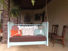 Baby Cribs That Convert To Beds by Crib To Porch Swing For The Home Pinterest Porch Swings