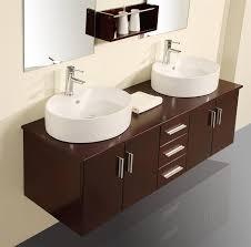 Virtu Bathroom Vanity by Wall Mounted Vanities Modern Vanity For Bathrooms