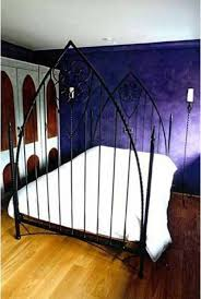 ideas gothic bed frames design gothic cabinet bed frames gothic