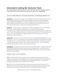 zumba instructor resume sample virtren resume emily koval 6626