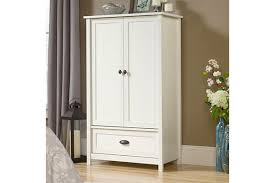Sauder Palladia Armoire Cherry Top 10 Best Bedroom Armoires For Space Saving In 2017 Reviews