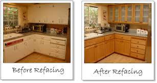 How To Change Kitchen Cabinet Doors Refinishing Kitchen Cabinet Doors And Decor Regarding Refacing