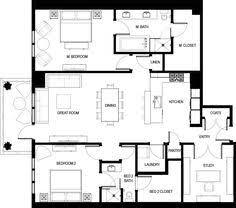 Small Condo Floor Plans Luxury Condo Floor Plans Luxury Condos Choose A Condominium