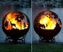Cool Firepits 40 Incredibly Cool Pits You Can Buy For Your Home