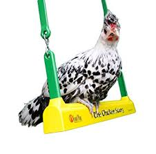 amazon black friday pet sales amazon com fowl play products the chicken swing chicken toy