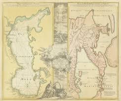 Nova Map Geographica Nova Ex Orient Gratiosissima Diabus Tabulis