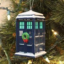 doctor who ornaments ornament megastore