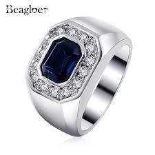 aliexpress buy beagloer new arrival ring gold aliexpress buy beagloer new year jewelry gift shaped