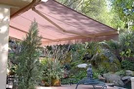 Cost Of Retractable Awning Backyard Shade Sails Landscaping Network