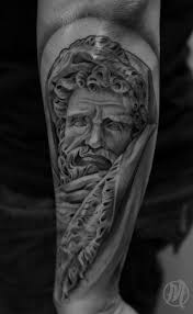 the 25 best statue tattoo ideas on pinterest religious tattoo