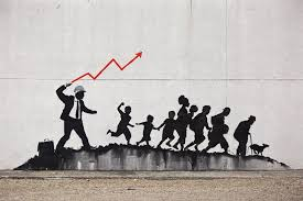 Banksy S Top 10 Most Creative And Controversial Nyc Works - new banksy s appear in nyc including giant mural of imprisoned