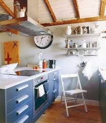smart ideas for decorating small apartments featuring antique wood
