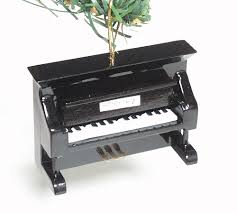 buy upright piano ornament gift