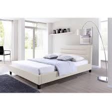 baxton studio hillary contemporary light beige fabric upholstered