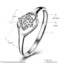 platinum sterling rings images Sh r0045 romantic ladies 39 party rings platinum plated zircon 925 jpg