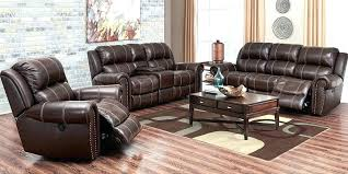 brown collection leather living room furniture for sale s s chateau dax salerno brown