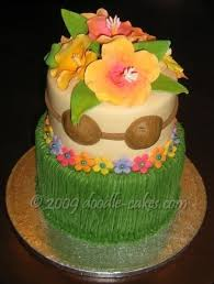 best 25 hawaiian theme cakes ideas on pinterest hawaiian