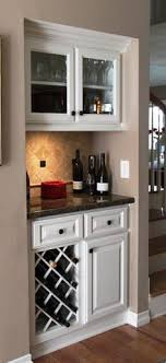 Kitchen Cabinet Wine Rack Ideas Classic Traditional Kitchen By Jones For The Home