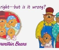 berenstien bears max resistance berenstain bears
