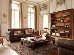 Living Rooms With Dark Brown Sofas Living Room Small Living Room Ideas For Small Space Modern Small