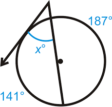 Interior Angles In A Circle Angles Outside A Circle Read Geometry Ck 12 Foundation