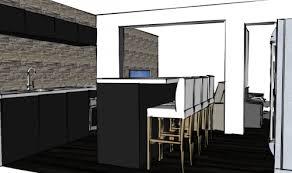 bar cuisine avec rangement bar rangement cuisine amazing grand comptoir de cuisine meuble
