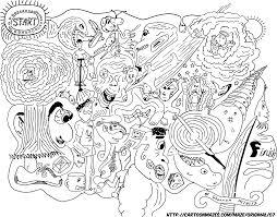 cartoon maze shannan u0027s original 07