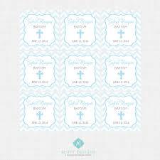 baptism favor printable baptism favor tags favor tags thank you tags