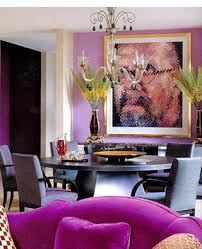 decorating with purple schemes lilac and lavender wall paint
