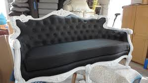 Antique Tufted Sofa by Home Decor Black And Whitech Alluring Modern Living Room Furniture