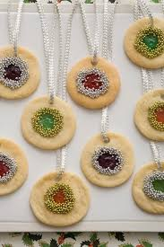 ornaments you can eat cookies to decorate your tree fn