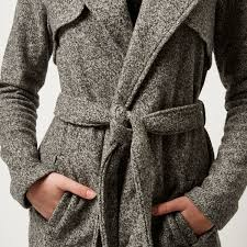 long grey trench coat womens tradingbasis