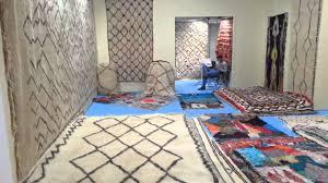 Cheap Tribal Rugs Moroccan Berber Tribal Minimalist Rugs At Domotex 2015 Hd Youtube