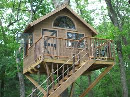 Cost To Build A Modern Home Treehouse Small Space Design And Unique Woodworking With Tree