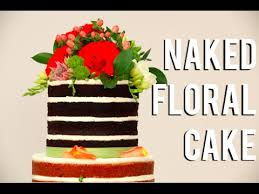 cake how to how to make a floral tiered wedding cake vanilla and