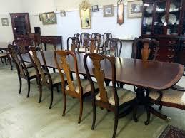 dining room sets ebay henredon dining room set dining table room chairs henredon dining