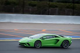 lamborghini light grey 2018 lamborghini aventador s first drive review