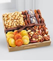 fruit and nut baskets kosher dried fruit nut tray standard get well baskets gift