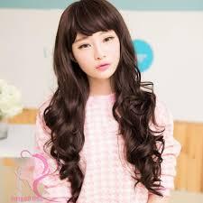 waivy korean hair style korean haircut styles for long hair korean wavy hairstyle for